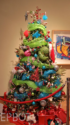 The Grinch Christmas Tree Decorations.The Grinch Christmas Tree The Grinch Christmas Tree By Pam