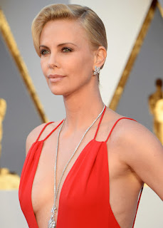 Charlize Theron to star in the comedy Flarsky