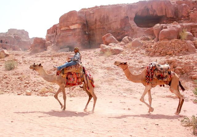 I beduini di Petra - foto di Elisa Chisana Hoshi