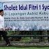 Sambut Hari Raya Idulfitri 1439 H, Presiden Open House di Istana Kepresidenan Bogor