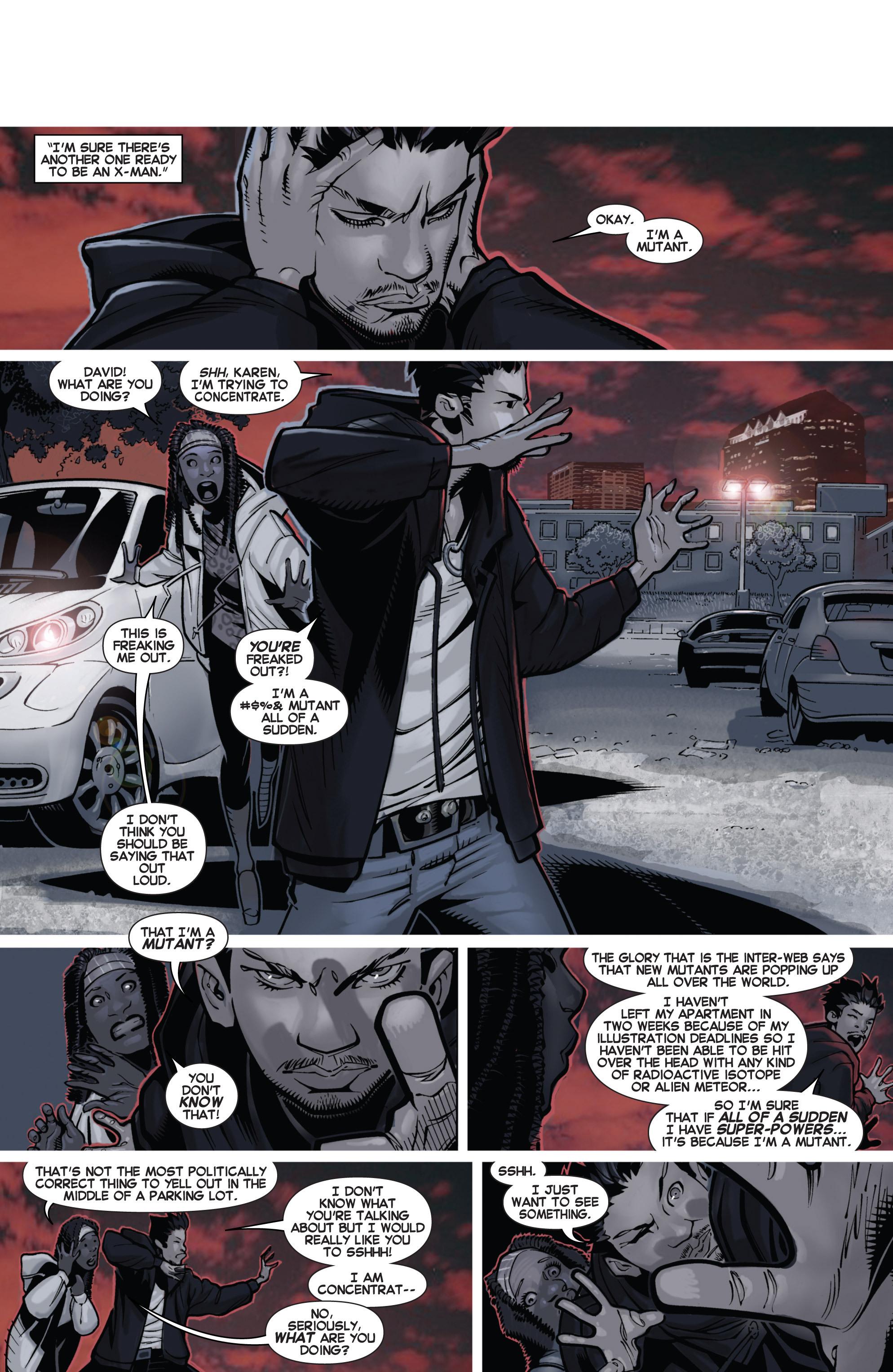 Read online Uncanny X-Men (2013) comic -  Issue # _TPB 2 - Broken - 45