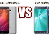 Xiaomi Redmi Note 4 VS Asus Zenfone 3 ZE552KL – Adu Spesifikasi