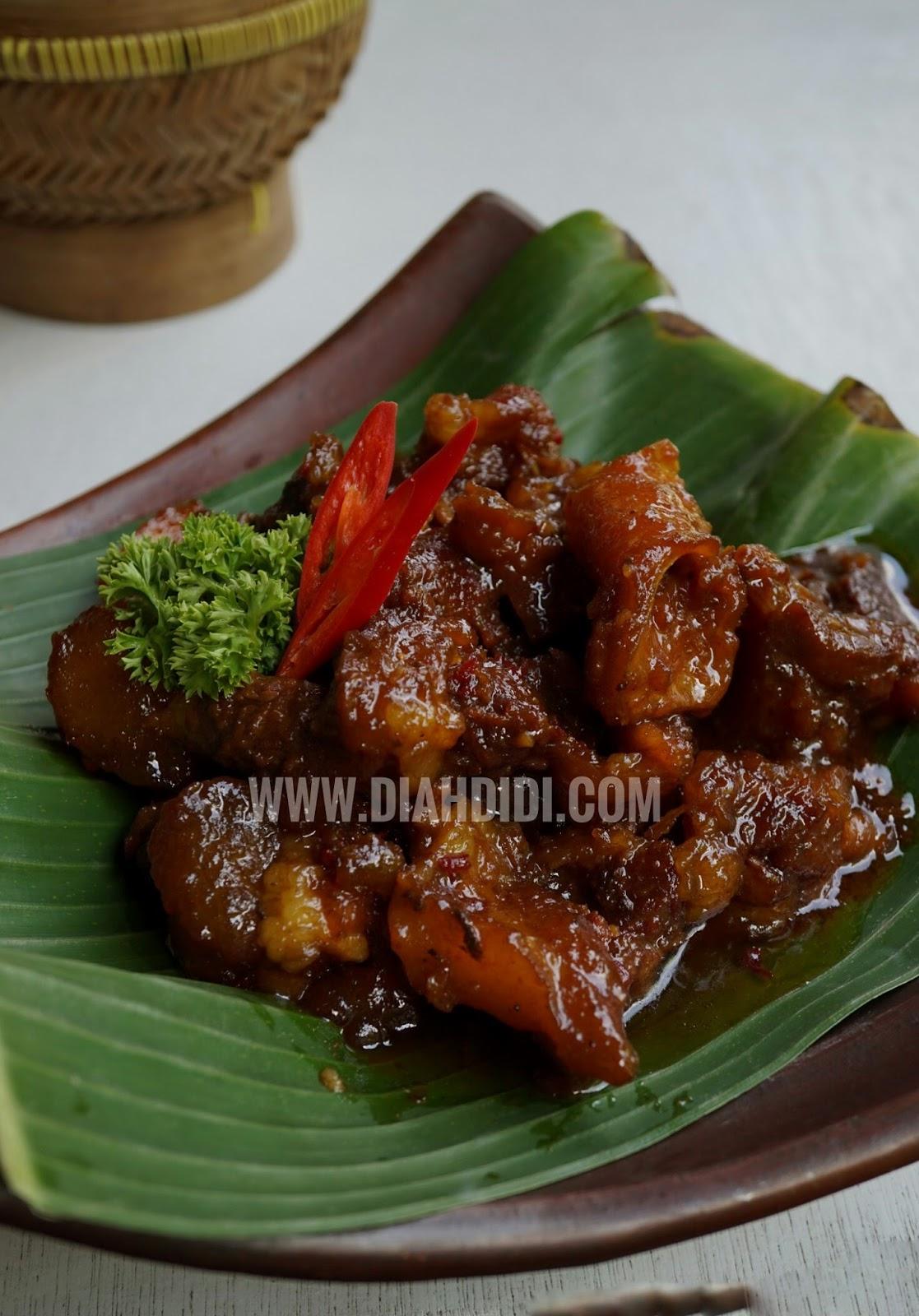 Resep Krengsengan Daging : resep, krengsengan, daging, Didi's, Kitchen:, Krengsengan, Daging, Timur