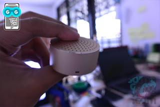 review xiaomi bluetooth speaker indonesia Mini Review Xiaomi Portable Bluetooth Speaker, Indonesia