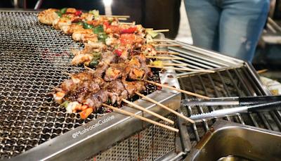 Japanese BBQ Grill di Ni Juu Go Resto