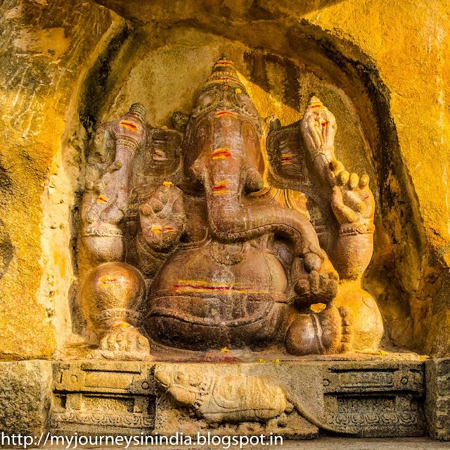 Lepakshi Ganesha