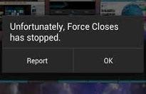 Cara Mengatasi Aplikasi  Hp Android Force Close Sendiri