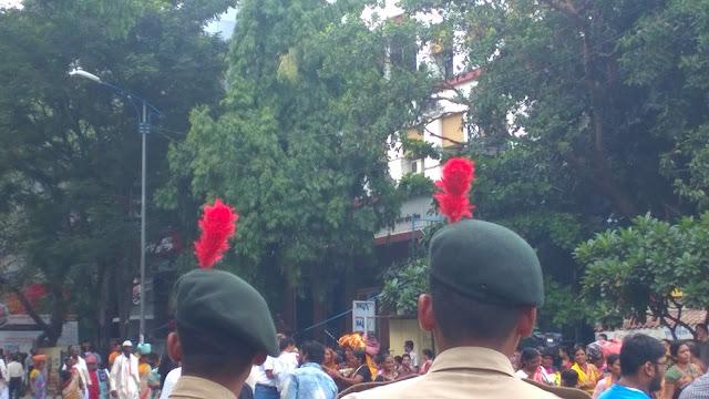 Wari, Palkhi procession, Pune