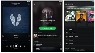 Spotify Premium Musik v7.0.0.1347 Android Mod Apk