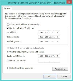 Instalasi dan konfigurasi NTP server pada Linux