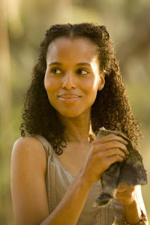 Kerry Washington as Broomhilda von Schaft in Django Unchained