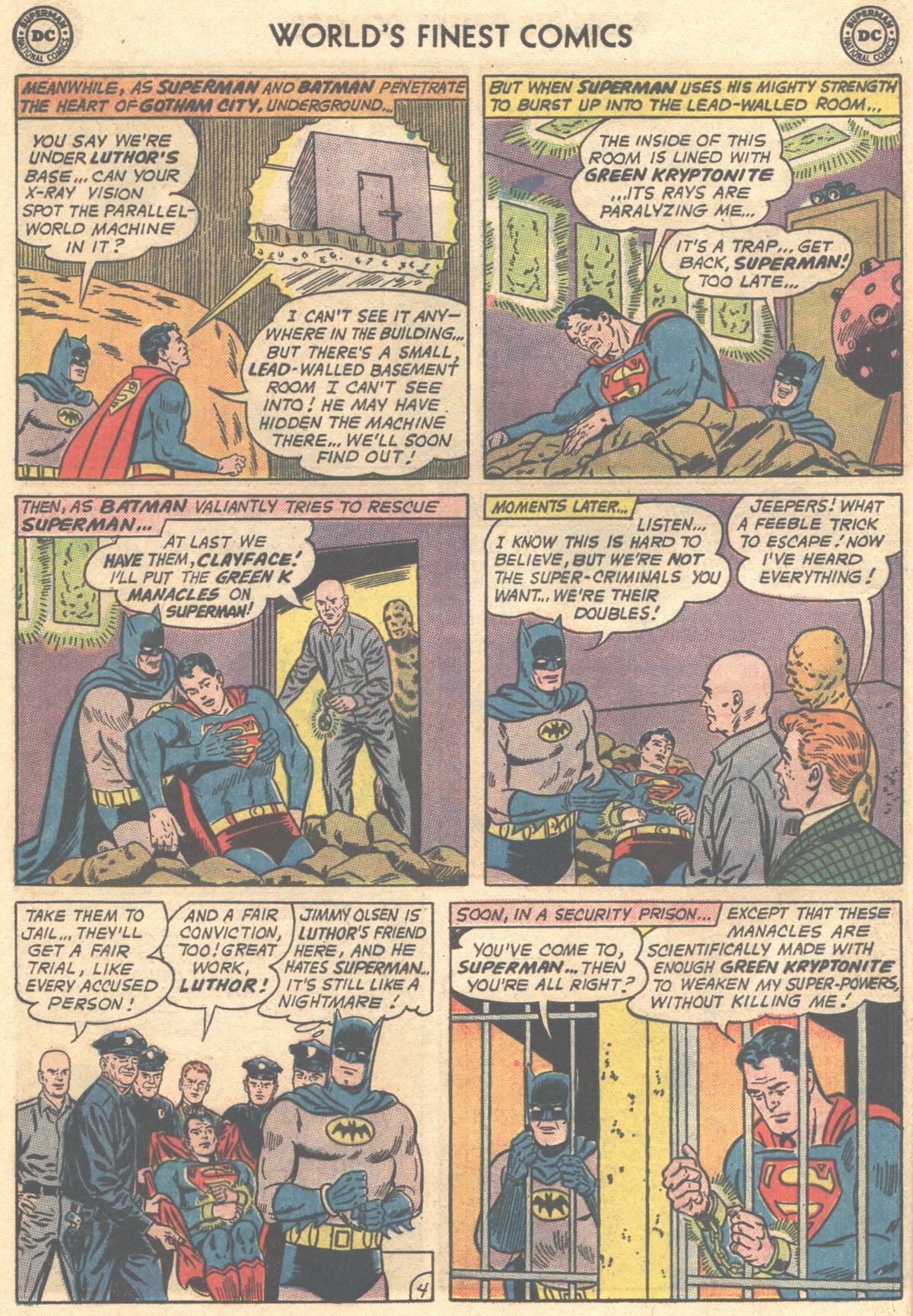 Read online World's Finest Comics comic -  Issue #148 - 16