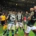 Palmeiras bate o Botafogo com dois gols de Lucas Lima e entra no G4