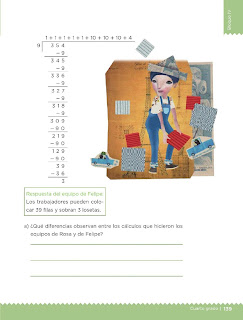 Apoyo Primaria Desafíos Matemáticos 4to. Grado Bloque IV Lección 75 ¿Habrá otro?