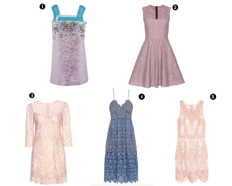 The best 5 dresses for graduation