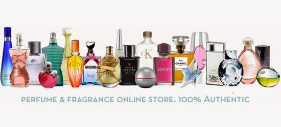 perfume reaction in ethnol