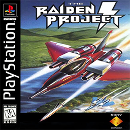 raiden project psx por mega