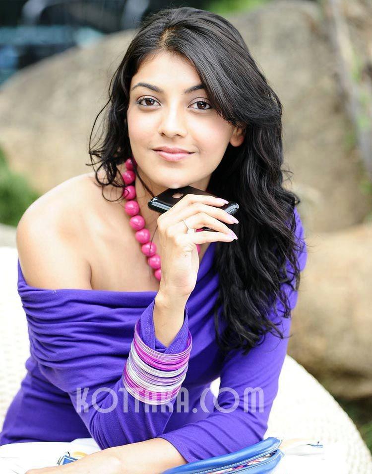 Indian Actress South Indian Actress Kajal Aggarwal Hot -7749
