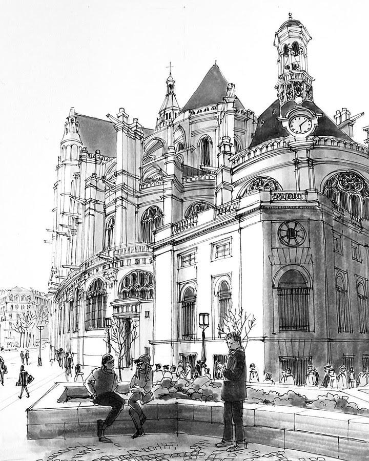 02-Église-Saint-Eustache-Stephen-Travers-www-designstack-co