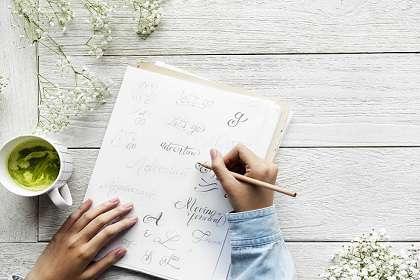 Ide menulis berasal dari Hobi