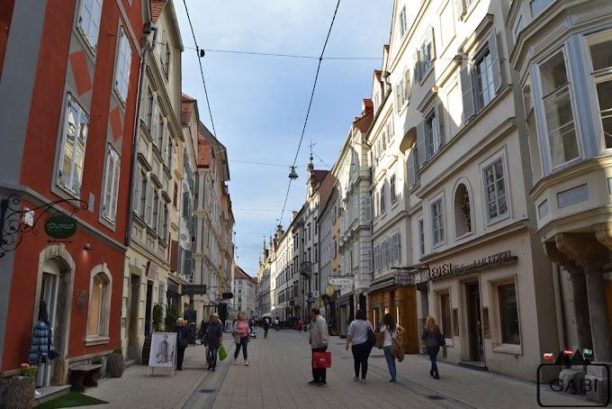 Stare miasto w Graz