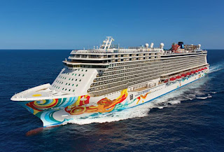 Norwegian Getaway Arrives in New York For a Series of Bermuda and Florida/Bahama Cruises
