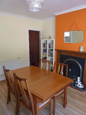 Mirror Units Living Room