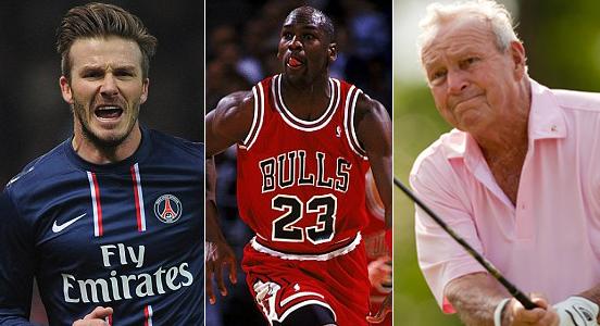 Los jubilados de oro del deporte mundial