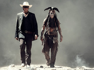 The Lone Ranger Tonto movie Disney 2013