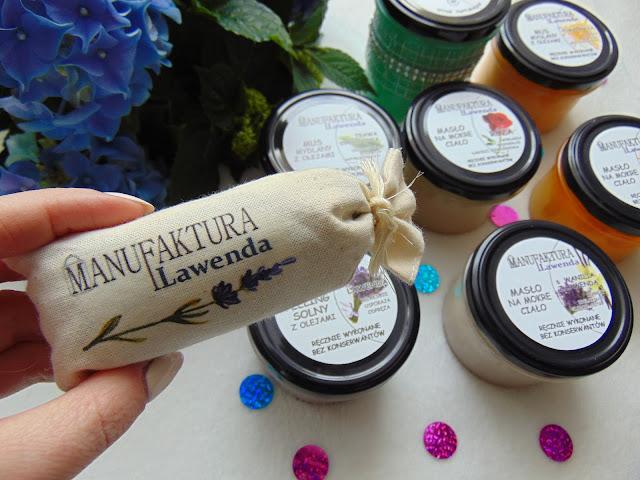 Naturalna pielęgnacja z kosmetykami od Manufaktura Lawenda - Co to jest Mus mydlany z olejami? Jak stosować masło na mokre ciało?