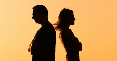 Orice căsnicie poate eşua - imagine preluată de pe crosswalk.com