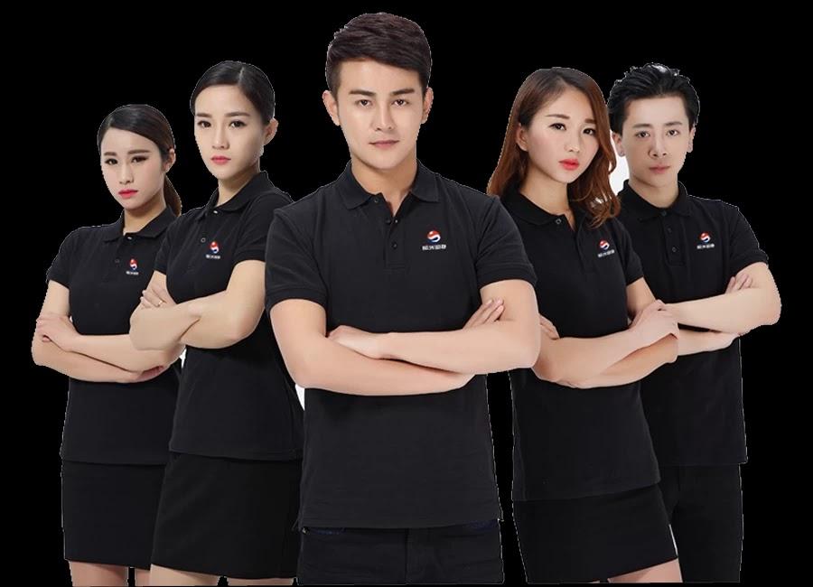 Đồng phục áo lớp mang màu sắc, cá tính riêng của lớp