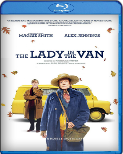 The Lady in the Van [BD25] [2015] [Latino]