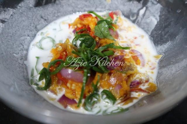 Telur Dadar aka Indonesian Omelette