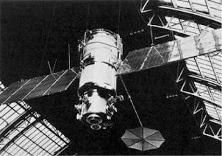 Σοβιετικός δορυφόρος κατέπεσε στην Ανταρκτική