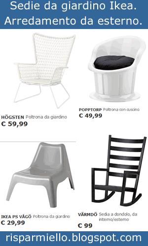 Risparmiello tavoli e sedie da giardino ikea per esterno - Sedie ikea giardino ...