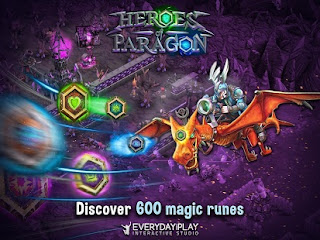 Heroes of Paragon V1.0.2 Apk + Data for android