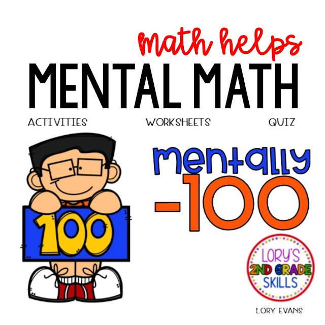 Mental Math -100 Activities