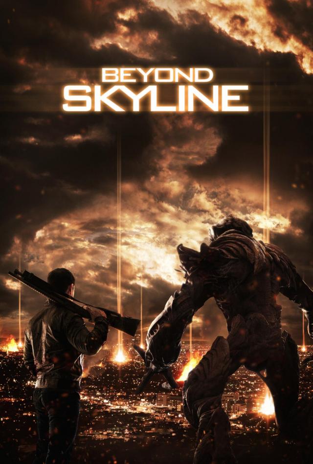 Vùng Trời Diệt Vong - Beyond Skyline (2017)