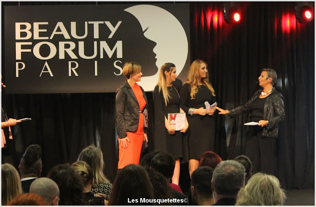 Beauty Forum Awards 2016 - Airnails - Bar à cils - Blog beauté Les Mousquetettes©