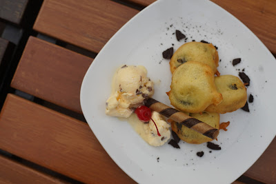 Fried Oreo Terasky Transera