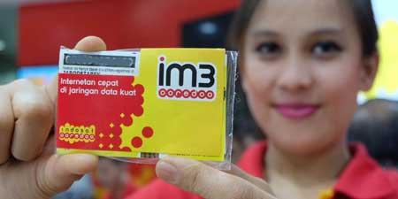 Cara Daftar Paket SMS Indosat Ooredoo