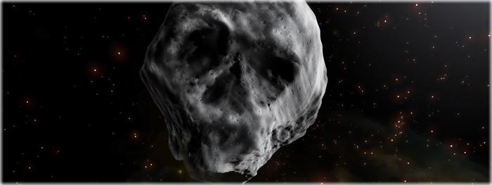 cometa da morte 2015 TB145
