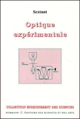 Télécharger Livre Gratuit Optique Expérimentale - Sextant pdf