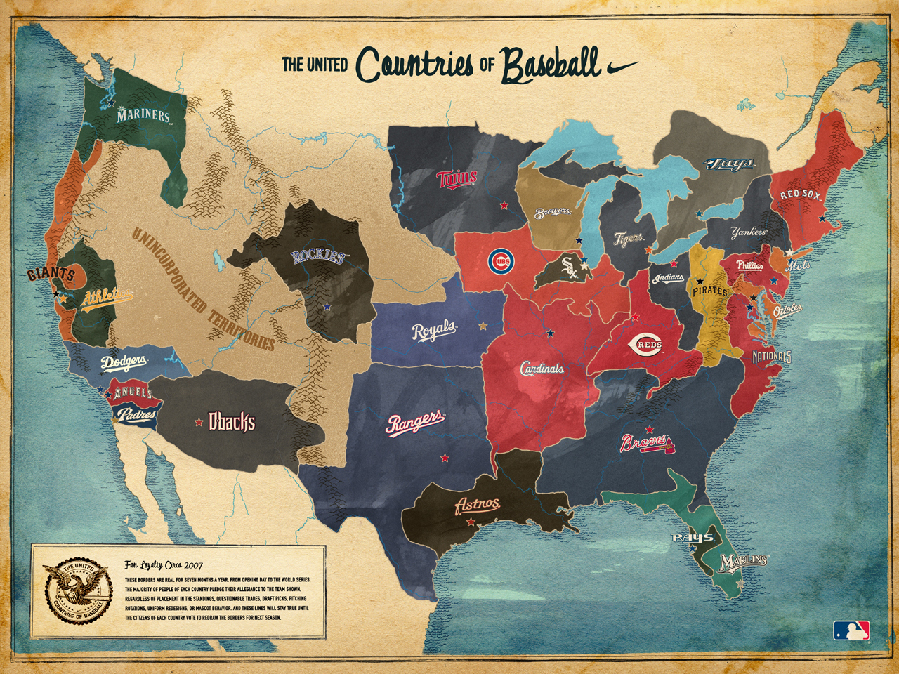I Really Like This Map Even If It Was Used For An Ad Campaign Anyway Let S Look At The United States Map