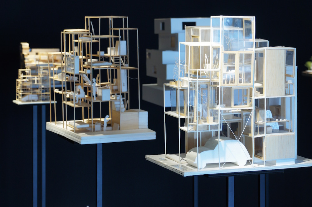 Japan Architects Com 「藤本壮介展 未来の未来」レポート/totoギャラリー・間