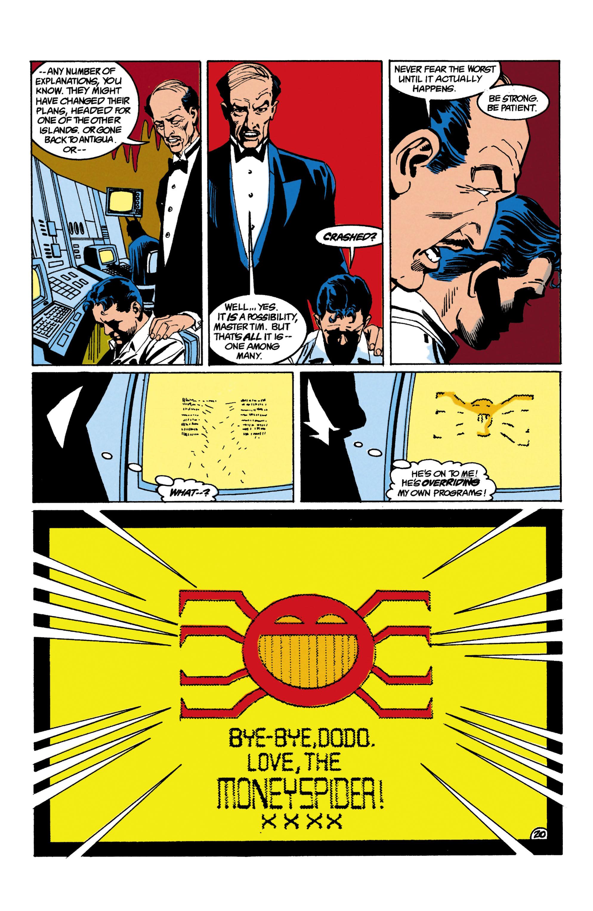 Detective Comics (1937) 618 Page 20
