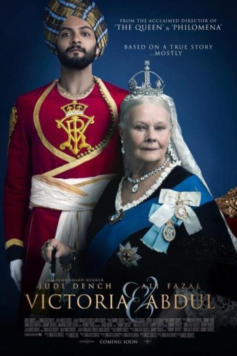 Victoria and Abdul (PG), Amy Robsart Hall, Syderstone PE31 8SD | It's Judy Dench as Queen Victoria! The extraordinary true story of an unlikely friendship. | cinema children welcome