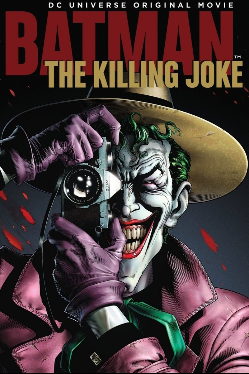 Nonton Film Batman The Killing Joke (2016)