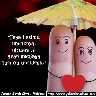 Jangan Jatuh Cinta - Maidany